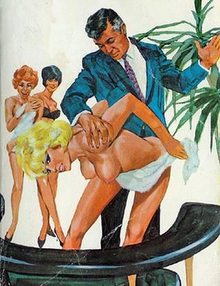 spanking machine designs