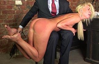 self spanking men