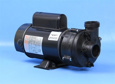Puuls220138220 Spa Pump 230 Volt Two Speed 1 1 2quotsd Cs
