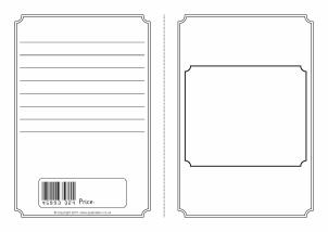 Writing Frames And Printable Page Borders Ks1 Ks2 Sparklebox