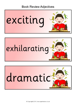Book Review Writing Frames and Printable Page Borders KS1 \ KS2 - printable book review template