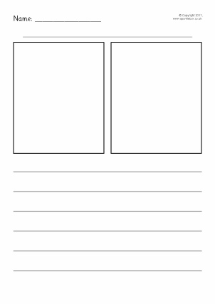 Writing Frames and Printable Page Borders KS1  KS2 - SparkleBox