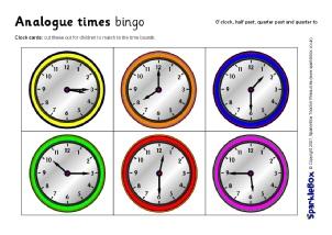 Quarter To Quarter Past Times Primary Teaching Resources