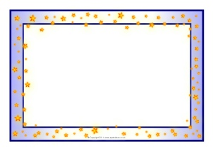 Cute Sikh Baby Boy Wallpaper Themed A4 Page Borders For Kids Editable Writing Frames