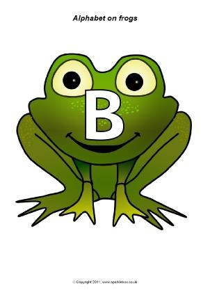 Frog-Themed Classroom Printables - SparkleBox