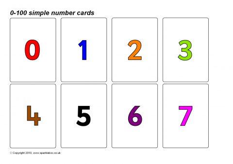 Printable Number Flash Cards 1 30 officesetupcom
