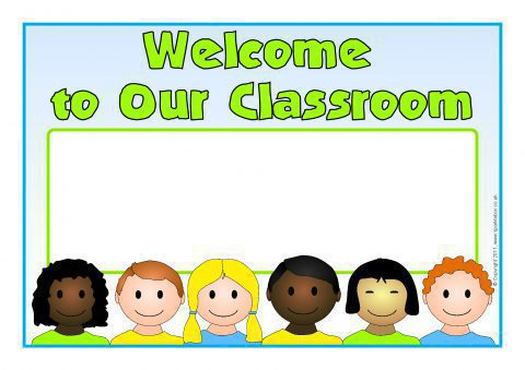 Editable Classroom Welcome Signs 2 (SB4058) - SparkleBox