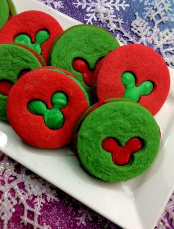 Mickey sandwich cookies 7-1