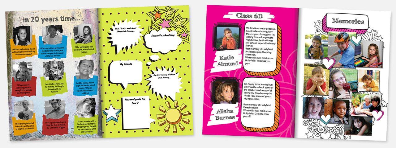 Primary School Leavers Yearbooks - SPC Yearbooks - sample yearbook