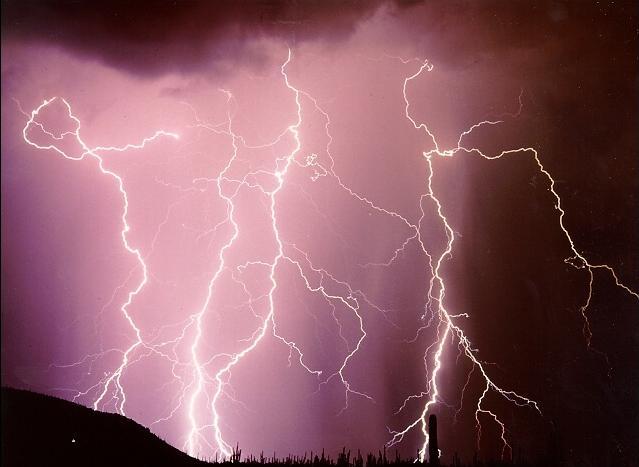 Lightning (Online Tornado FAQ)