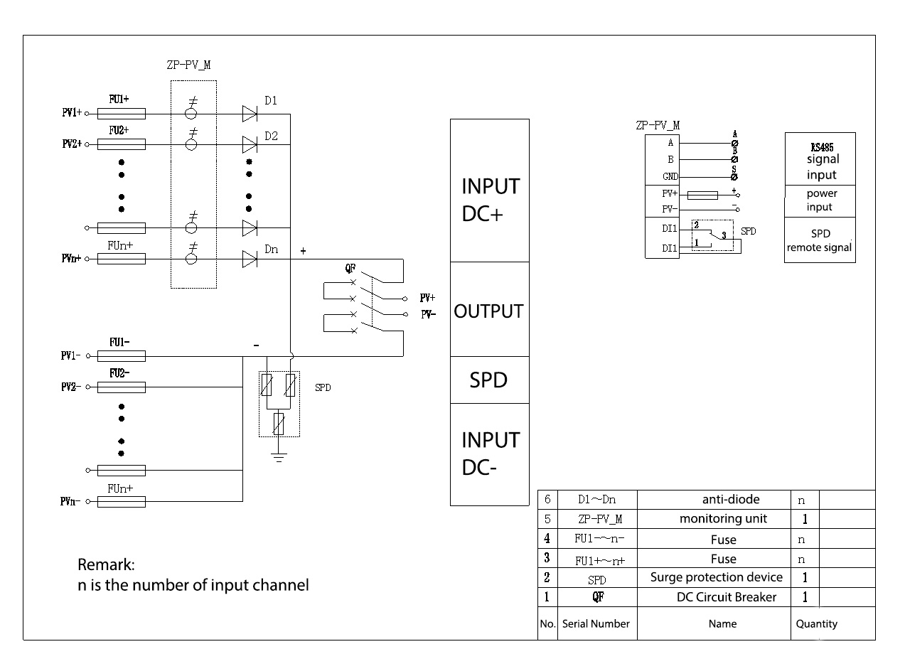 Solar Combiner Box Wiring Diagram Mastercraft Wiring Harness Fusebox Tukune Jeanjaures37 Fr