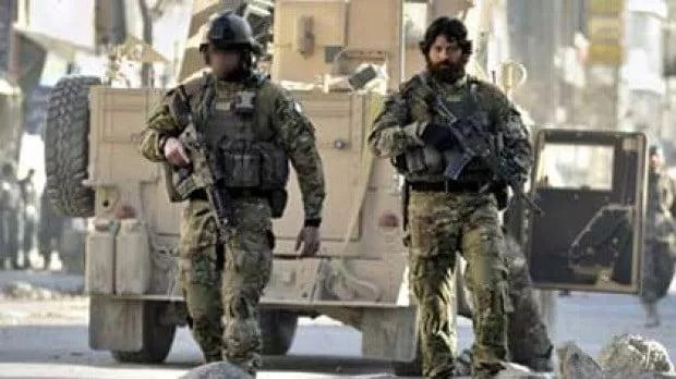 NZSAS members in Afghanistan (Victoria Cross)
