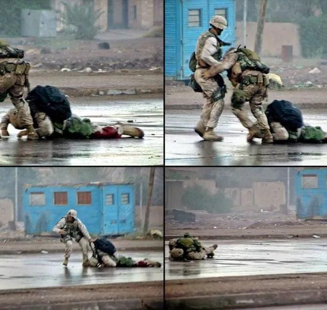 Extraordinary Bravery on the Streets of Fallujah