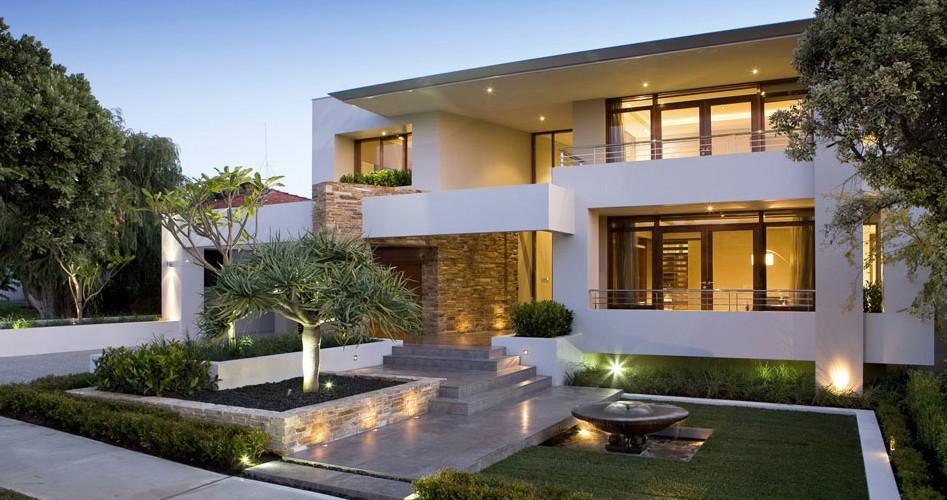 Contemporary Modern Arabic Architecture Villa Ideas for Oman