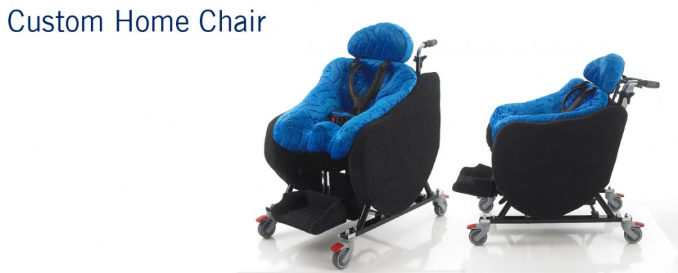 Custom Home Chair Comfy Seat Specialised Orthotic