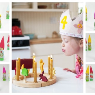 Waldorf birthday ring – your new family tradition