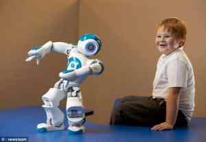 Robots as autism coaches 2