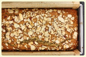 Almond Earl Grey yogurt cake. Featured by Special Learning House. www.speciallearninghouse.com.