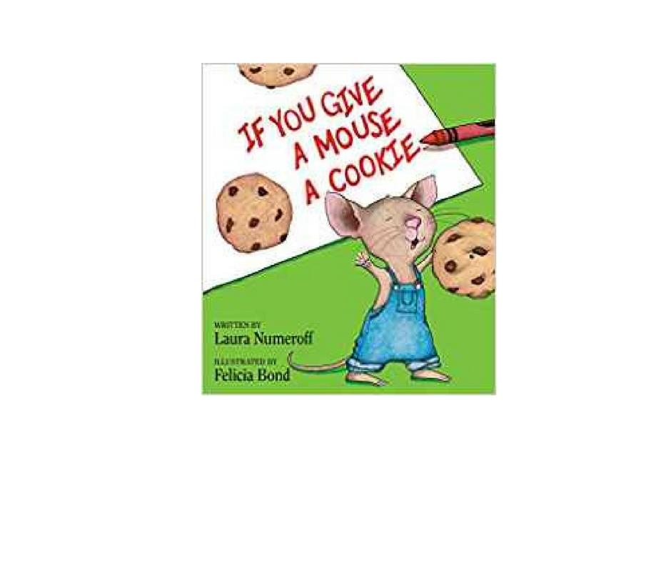 #Bedtime Stories for Kids with #Autism - If You Give a Mouse a Cookie. speciallearninghouse.com