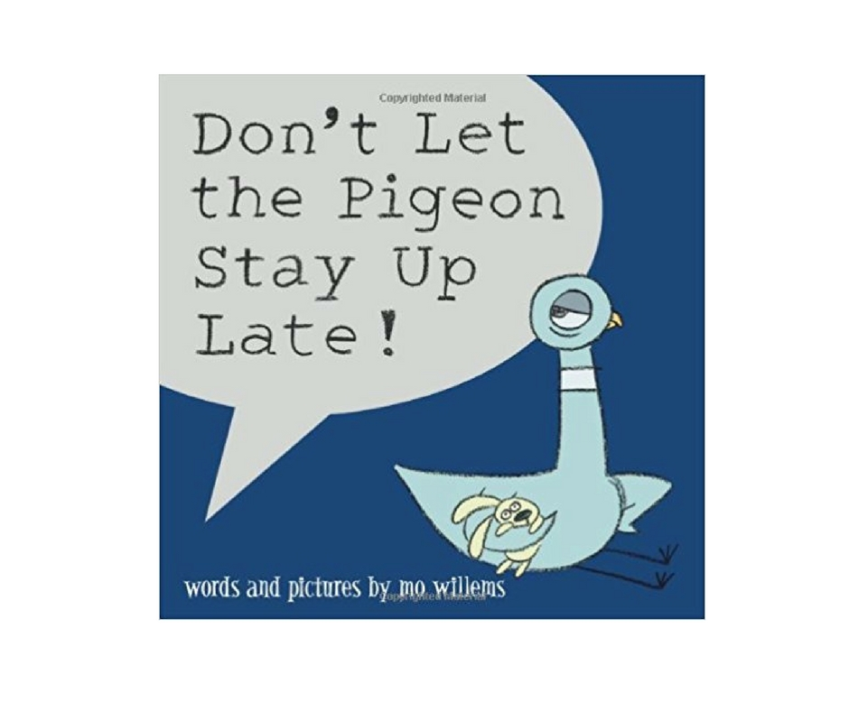 #Bedtime Stories for Children with #Autism - Don't Let the Pigeon Stay Up Late. speciallearninghouse.com