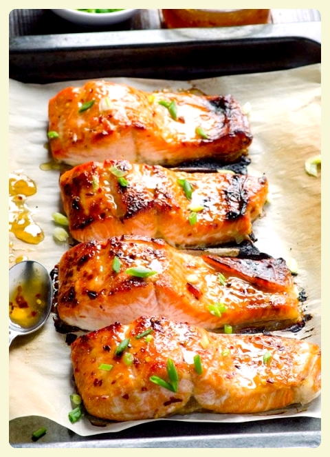 Thai salmon. Fabulous family recipes to try this weekend.