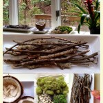 Reggio Emilia inspired Spring nature table – Natural Beach Living