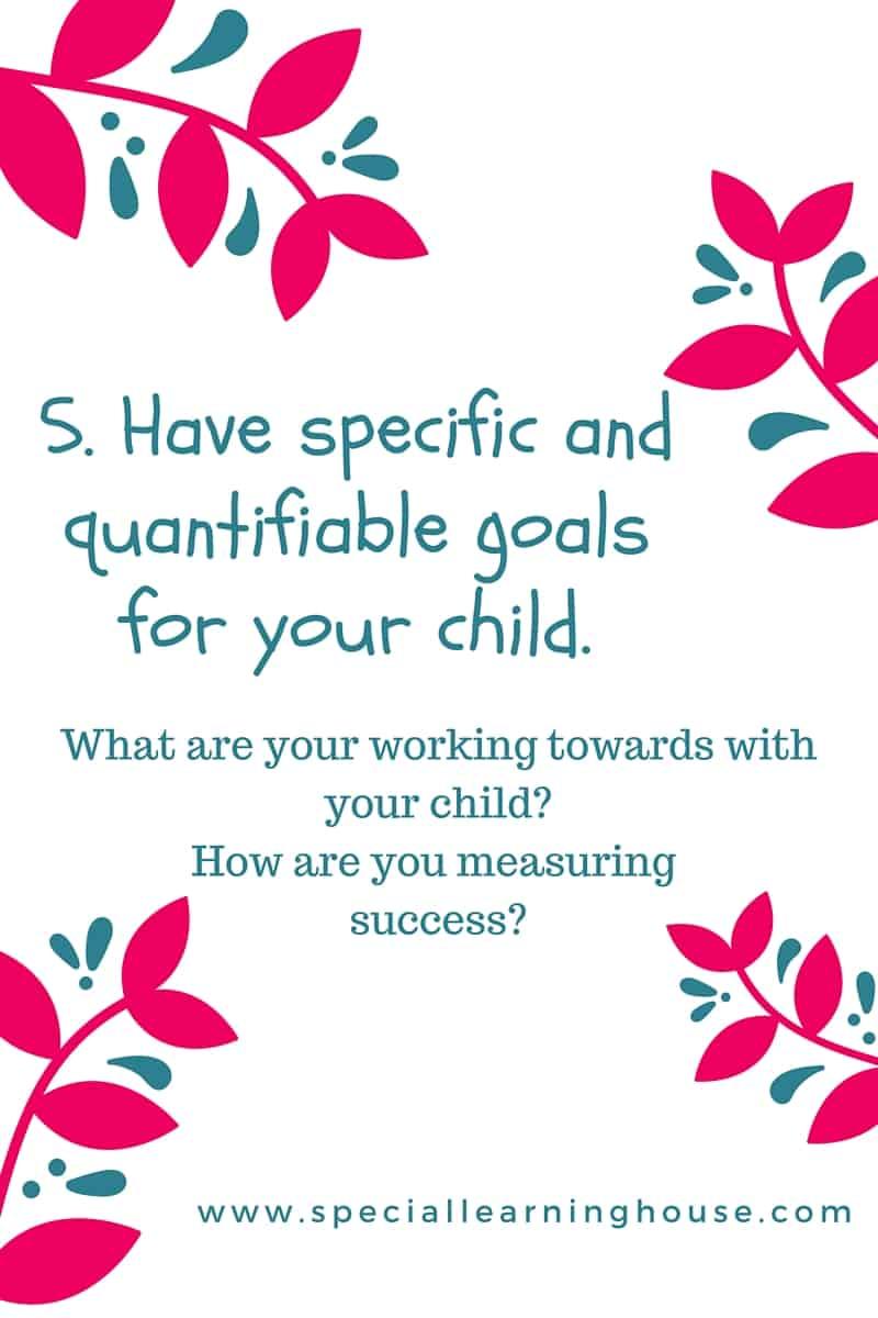 How to Teach an Autistic Child