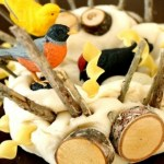 BUILDING A NEST : BIRD'S NEST PROJECTS FOR KIDS + RECIPE. Featured by SPECIAL LEARNING HOUSE. www.speciallearninghouse.com.