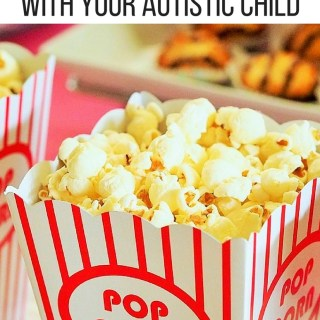 8 Tips for enjoying a movie with your autistic child