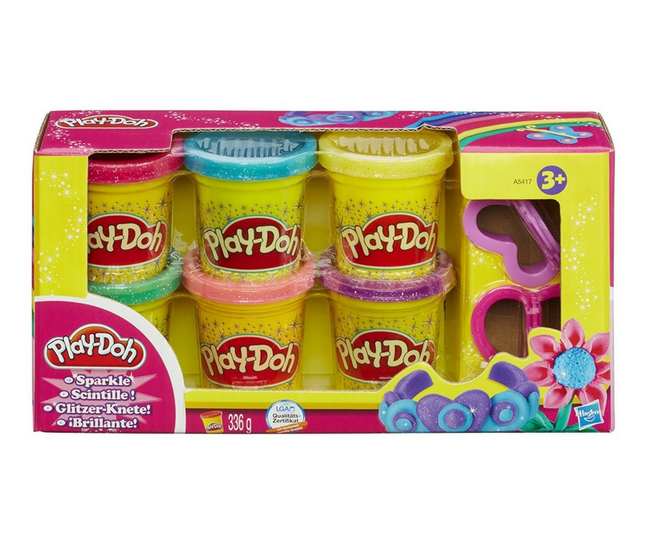 Autism Gift Guide Play Doh (sparkle). speciallearninghouse.com
