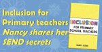Inclusion for Primary teachers: book cover