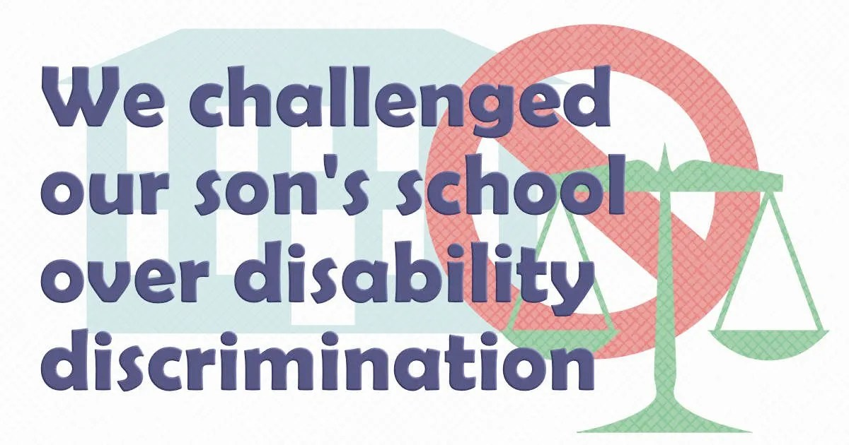 """a discrimination of people with special needs What exactly are special needs most of us have heard the term """"children with special needs"""", but the reality is that there are many different conditions that a."""