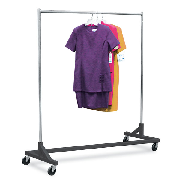 The Z Rack Clothing Rack A Flexible Rack Specialty