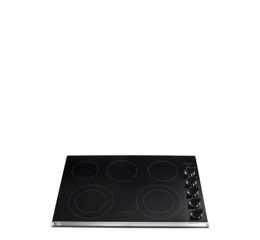 FGEC3067MB Frigidaire GALLERY Gallery 30\u0027\u0027 Electric Cooktop BLACK