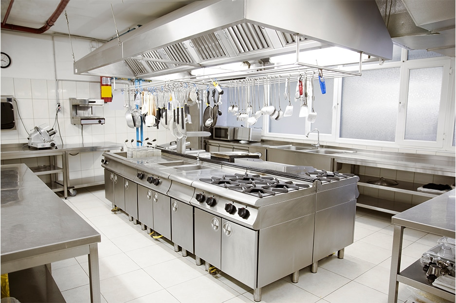 A Brief Guide To Commercial Kitchen Flooring Spectra