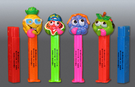 Pez For Collectors Exclusive Limited Edition Dispensers