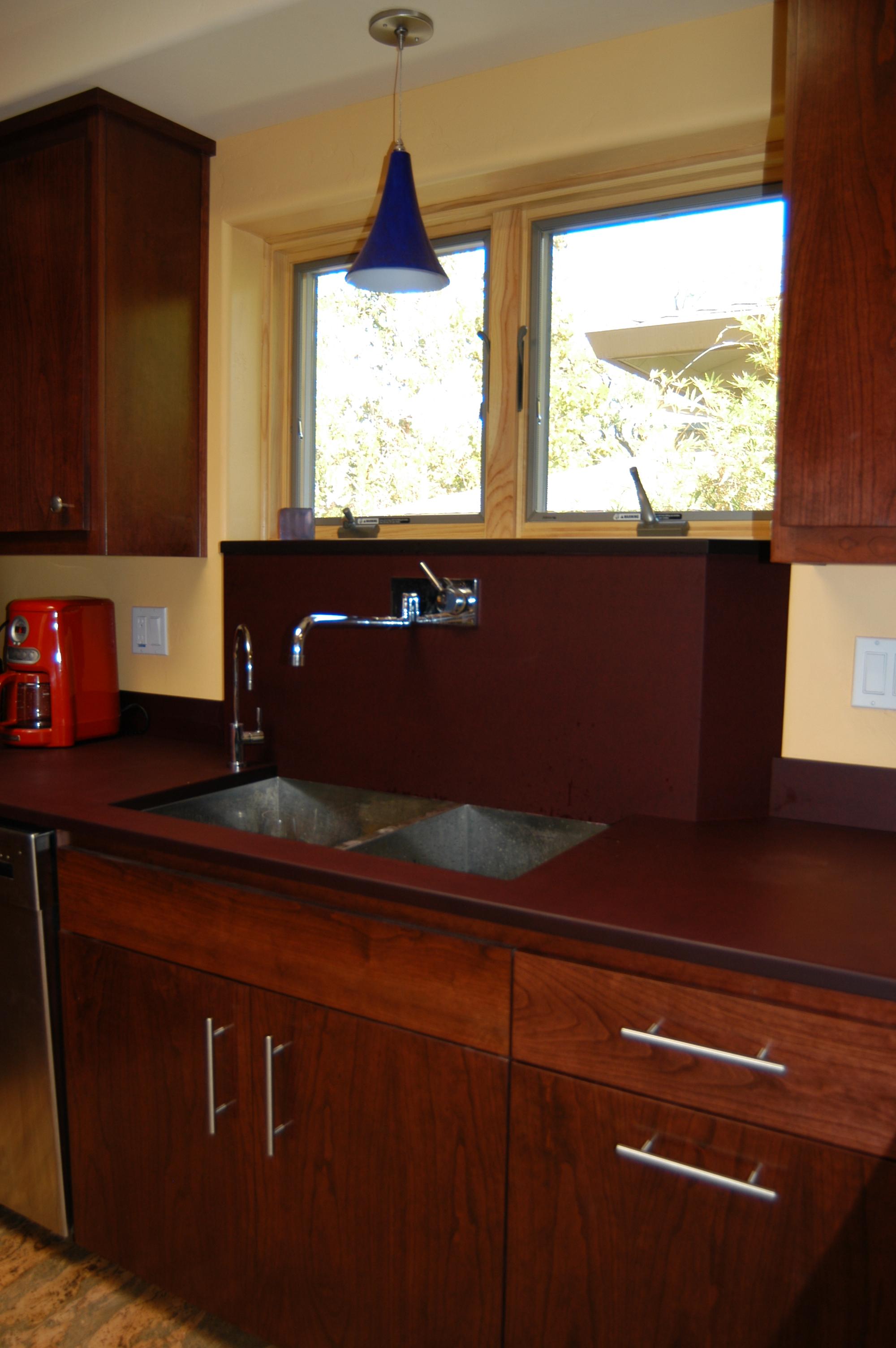 Richlite custom kitchen countertops