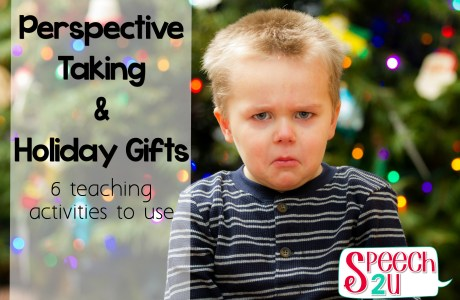 Perspective Taking and Gift Giving