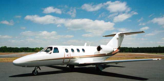 speedbird air citation jet