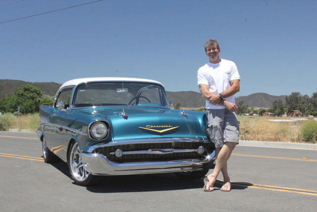 1957 Chevy Bel Air gets \