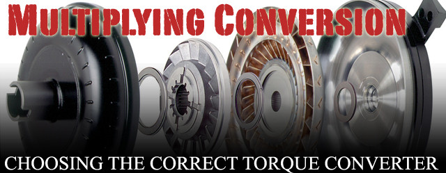Torque Converter Basics How To Choose Correctly?
