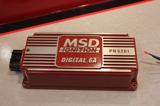 MSD Distributors A Ready-To-Run Or Pro-Billet And 6AL?