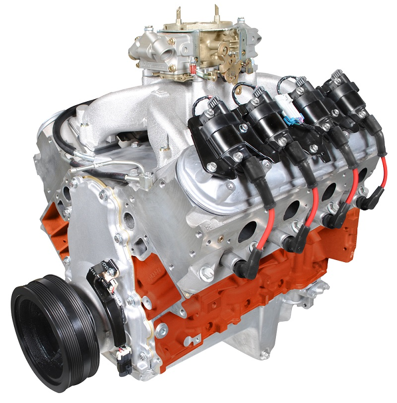 LS Crate Engines, Modern Horsepower For Your Ride