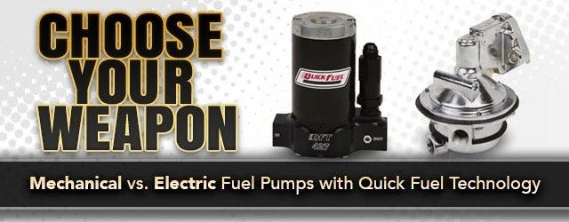 Mechanical Vs Electric Fuel Pumps \u2013 Which Is Right For You?