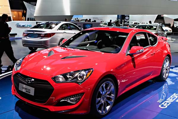 2012 North American International Auto Show Coverage - Speed:Spo