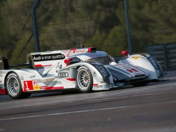 Audi R18 e-tron quattro Long Tail