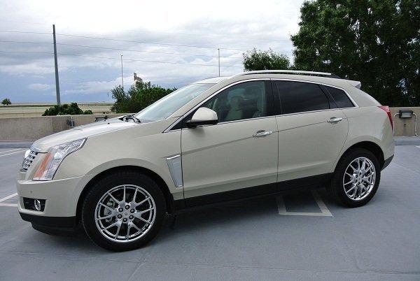 Road Tested 2013 Cadillac Srx Awd Premium Speed Sport Life