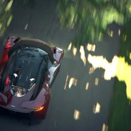 Aston Martin DP-100 Vision Gran Turismo Concept