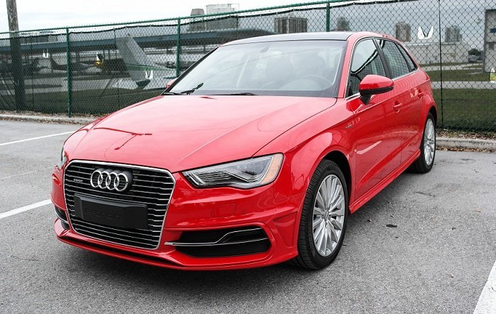Audi A3 e-tron vs Chevy Volt - Speed:Sport:Life