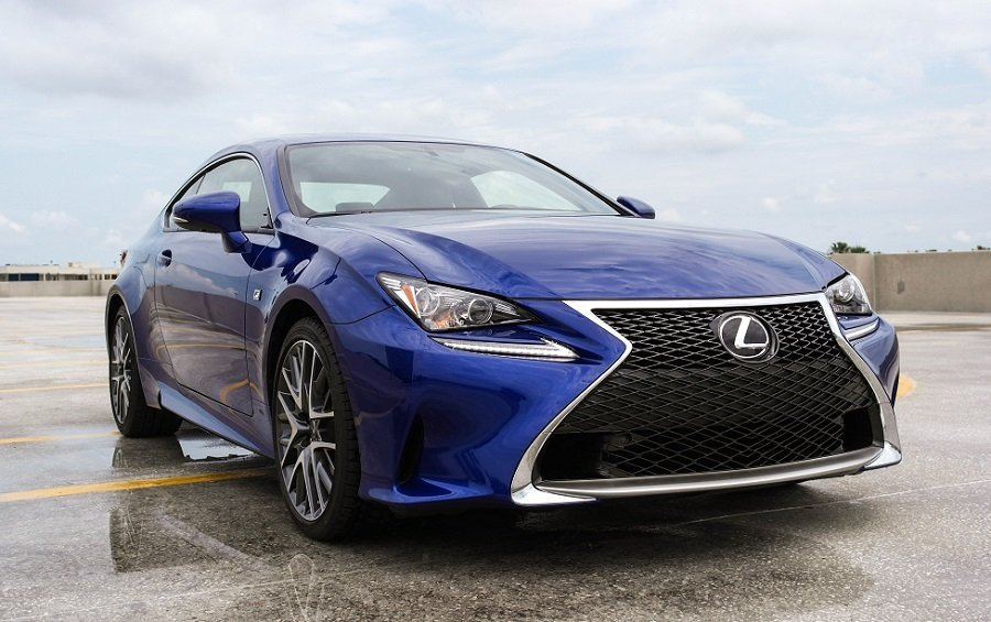 driven 2016 lexus rc 200t speed sport life. Black Bedroom Furniture Sets. Home Design Ideas